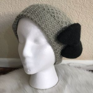 Pins and Needles Urban Outfitters Gray Knit Beanie